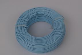 Fil d'aluminium Bleu Pastel 2mm