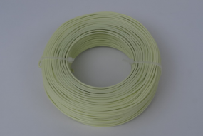 Fil d'aluminium Vanille 2mm