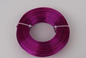 Fil d'aluminium Violet 2mm