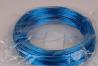 Fil d'aluminium 2mm,turquoise